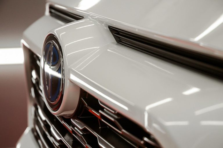 Toyota RAV4 Hybrid Selection – biała perła - Radom, Kielce