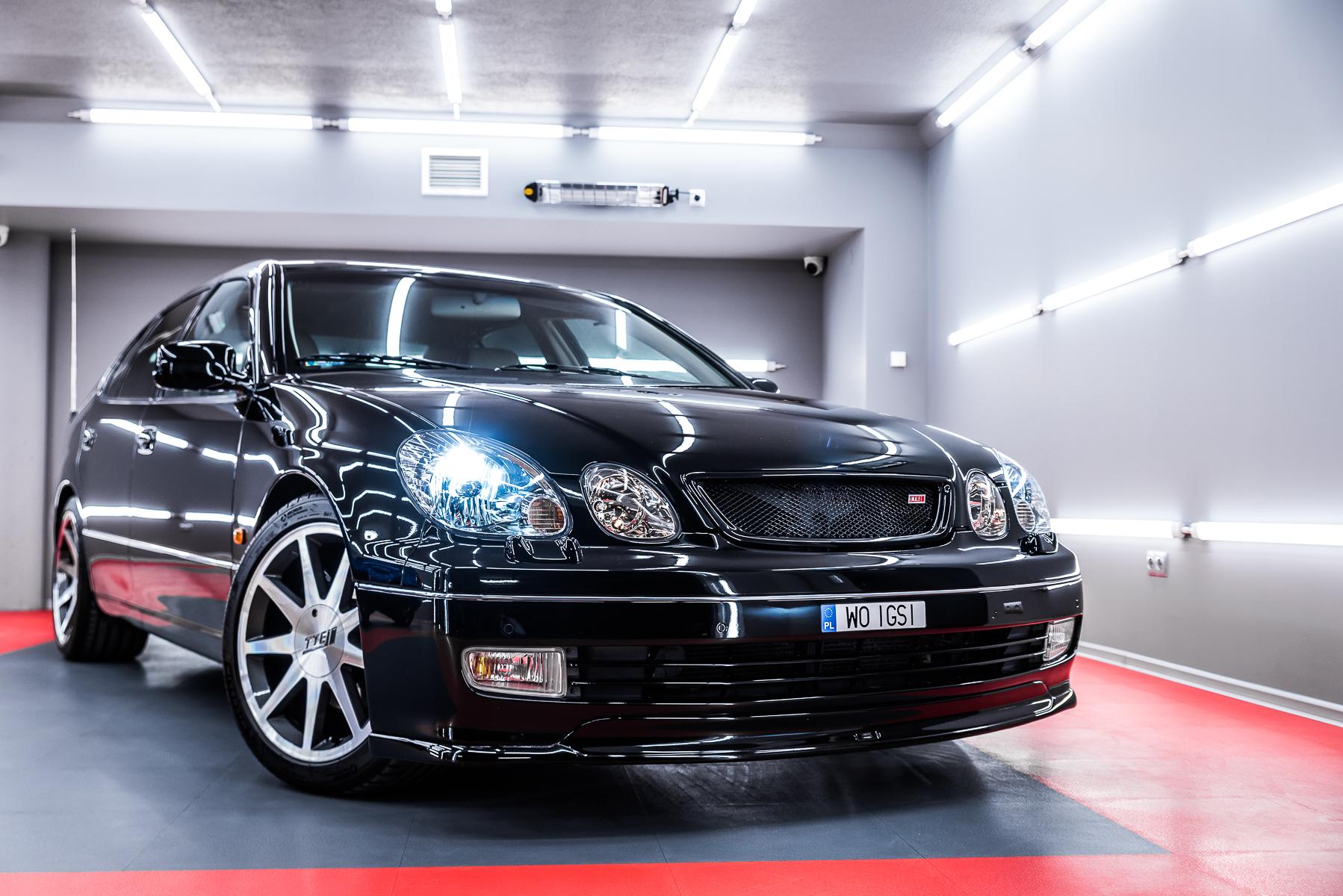 Lexus GS430 TTE