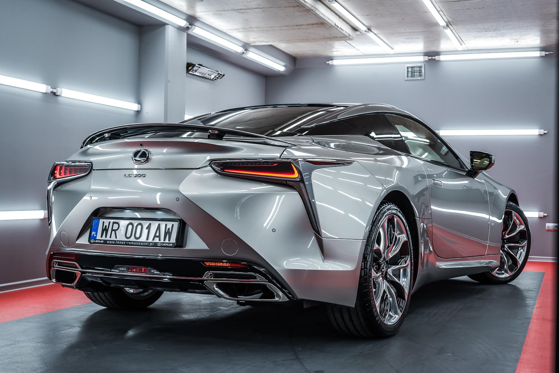 Lexus LC500 Superturismo