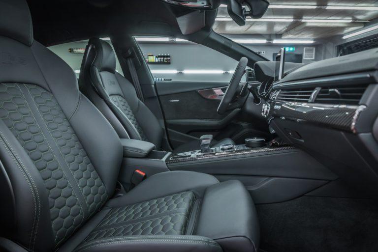 Audi RS5 - Radom, Kielce