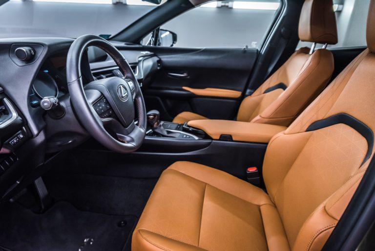 Lexus UX250h - zielono-oliwkowy - Radom, Kielce