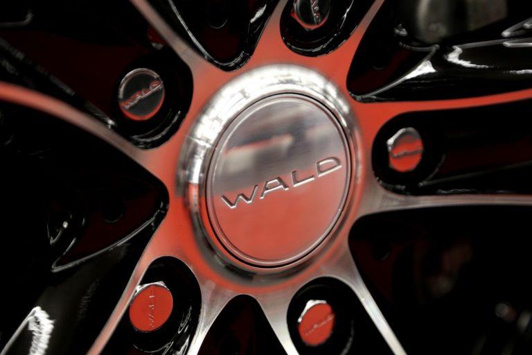 Japońskie felgi WALD do Lexusa LX570 - Radom, Kielce