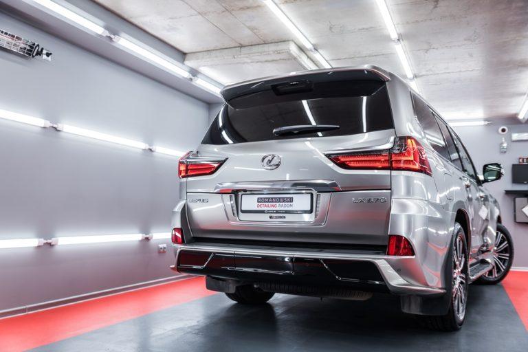 Lexus LX570 Omotenashi - Radom, Kielce