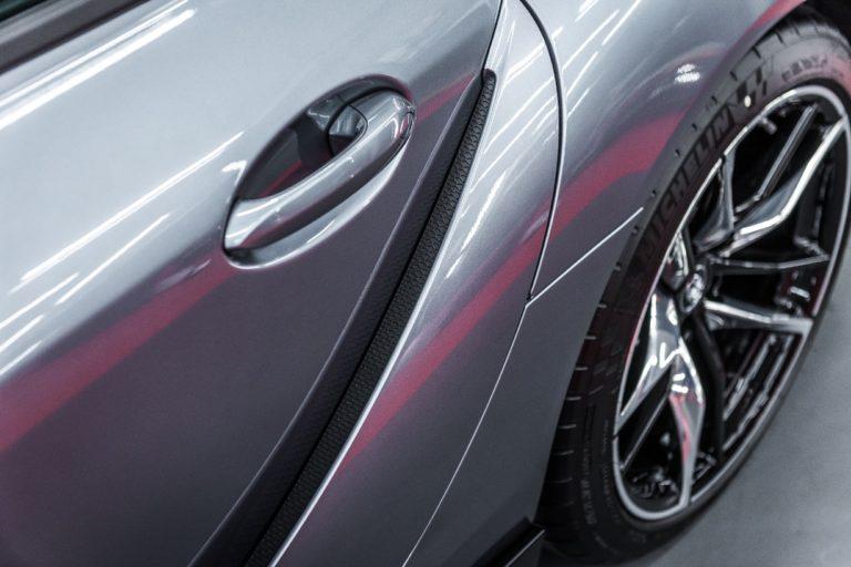 Toyota GR Supra grafitowy metalik - Radom, Kielce