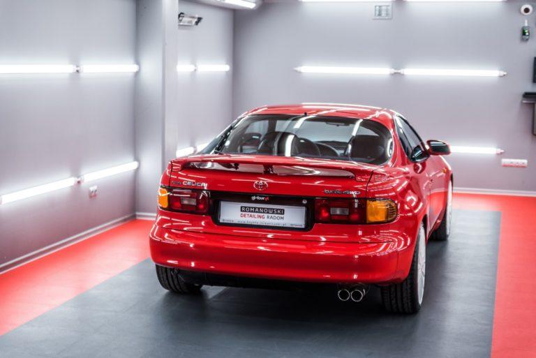 Toyota Celica ST185 Carlos Sainz - Radom, Kielce