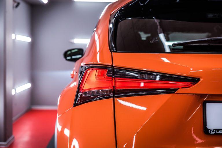 Lexus NX300 F-Sport Lava Orange - Radom, Kielce