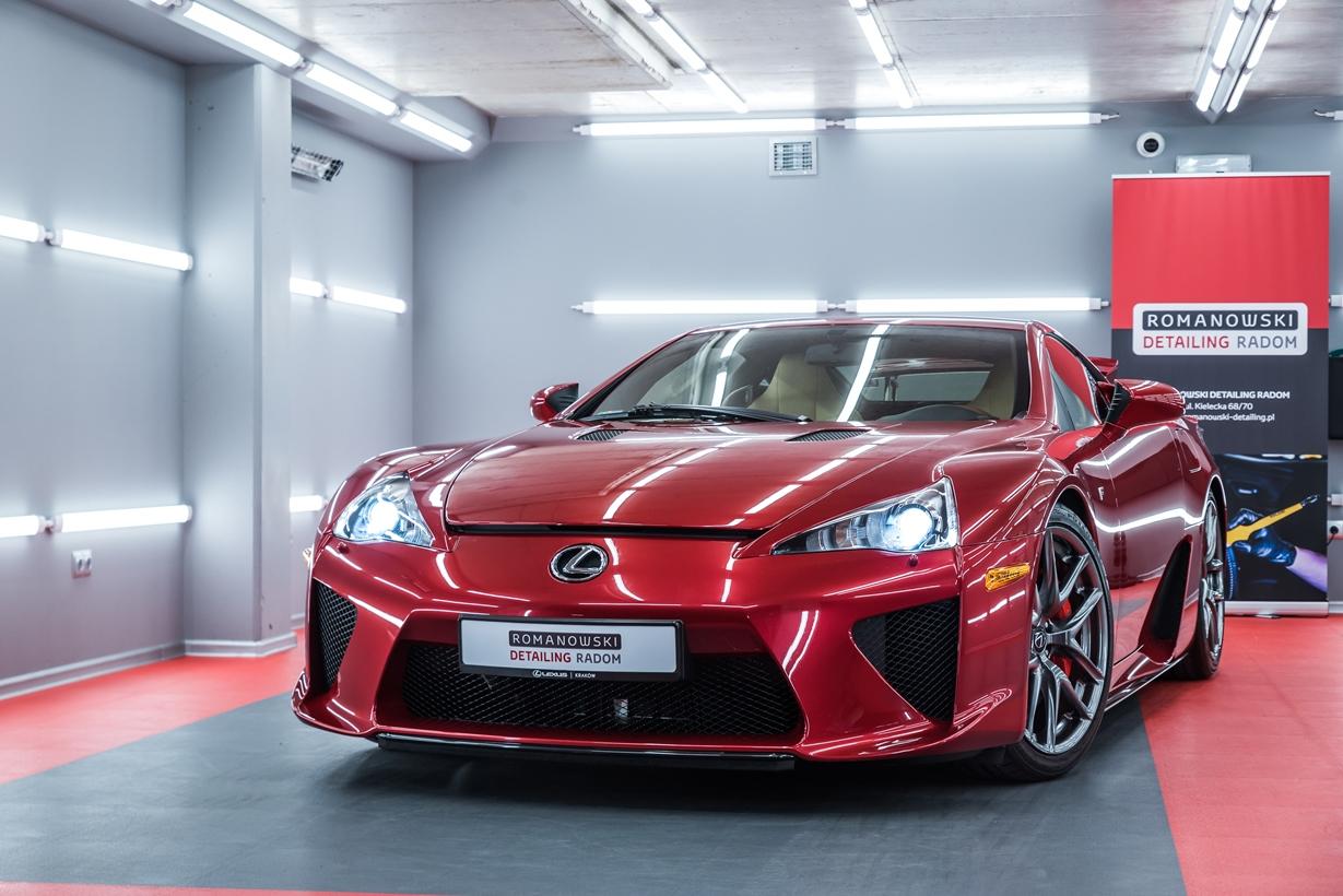 Lexus LFA 1 z 500 sztuk