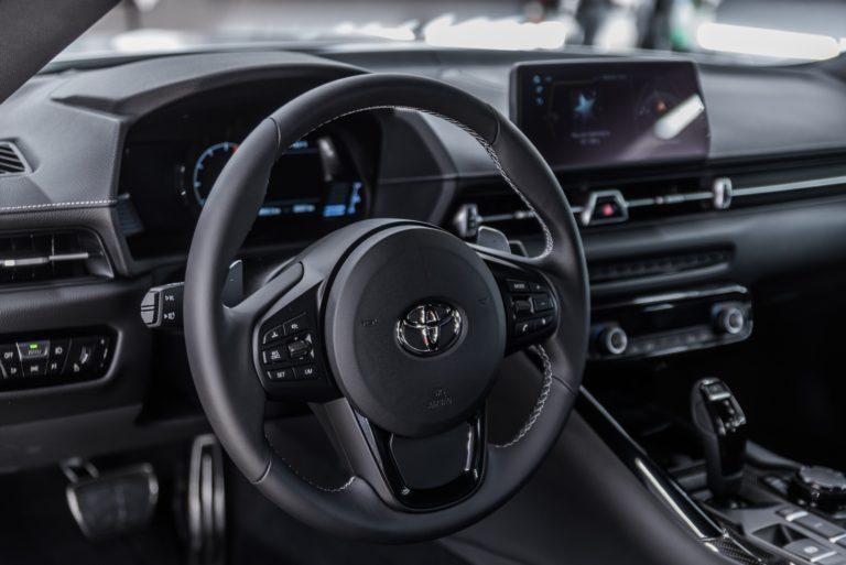 Toyota GR Supra biała perła - Radom, Kielce