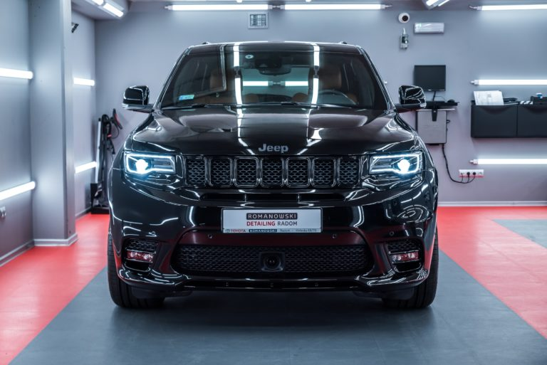 Jeep Grand Cherokee SRT - Radom, Kielce