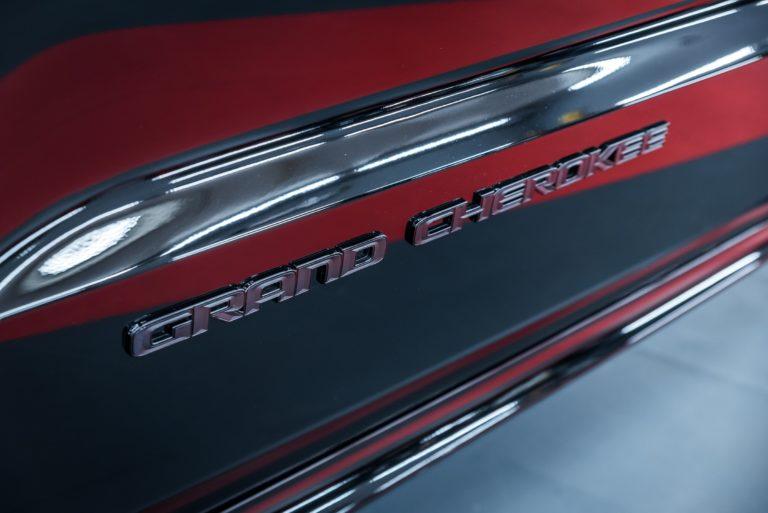 Jeep Grand Cherokee SRT - Radom, Kielce