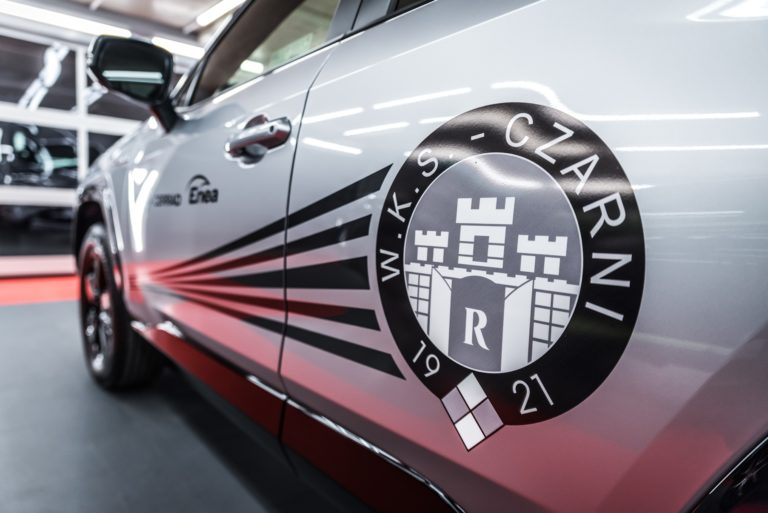 Toyota RAV4 Hybrid  Selection dla Cerrad Enea Czarni Radom - Radom, Kielce