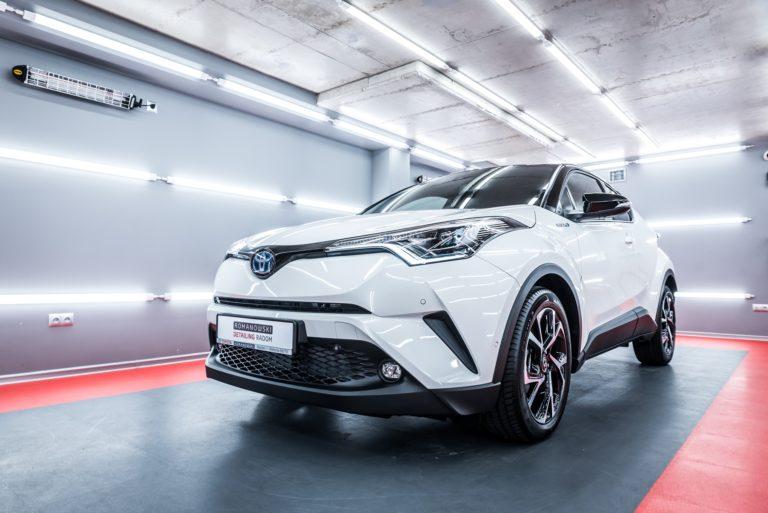 Toyota CHR Hybrid Selection - Radom, Kielce