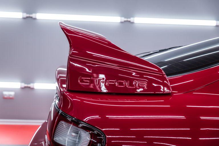 Toyota Celica ST205 GT-FOUR - Radom, Kielce