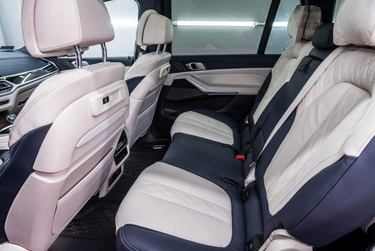 BMW X7 M50d - Radom, Kielce