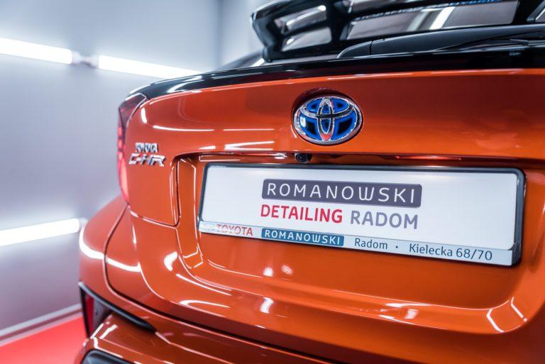 Toyota C-HR MY2020 - Radom, Kielce