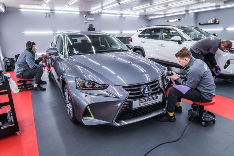 Lexus IS300h - grafitowy - Radom, Kielce