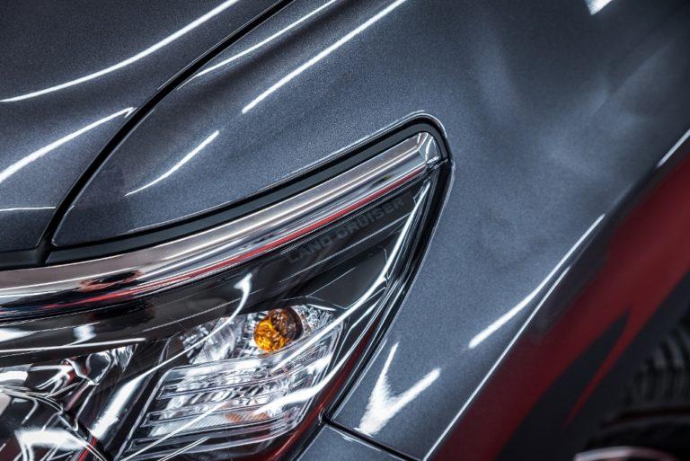 Toyota Land Cruiser 150 (grafitowy) - Radom, Kielce