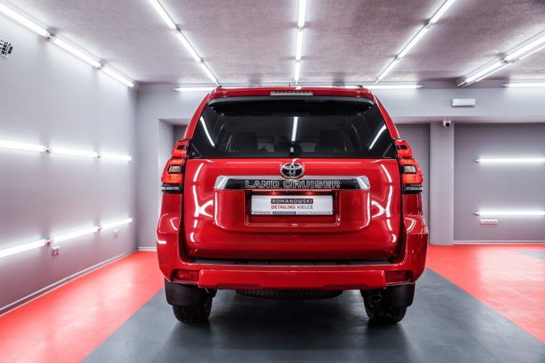 Toyota Land Cruiser 150 - Radom, Kielce