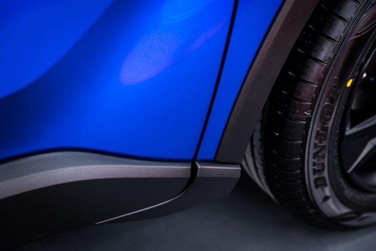 Toyota CHR Hybrid – niebieska - Radom, Kielce