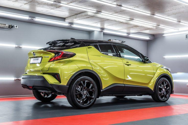 Toyota CHR Hybrid Neon Lime JBL - Radom, Kielce