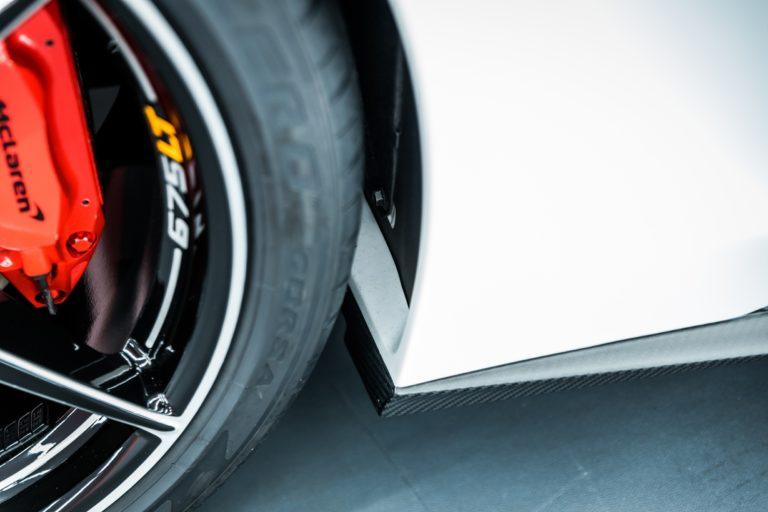 McLaren 675LT Spider - Radom, Kielce