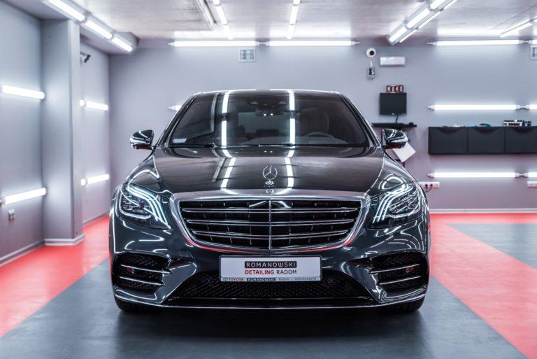 Mercedes S-klasa - Radom, Kielce