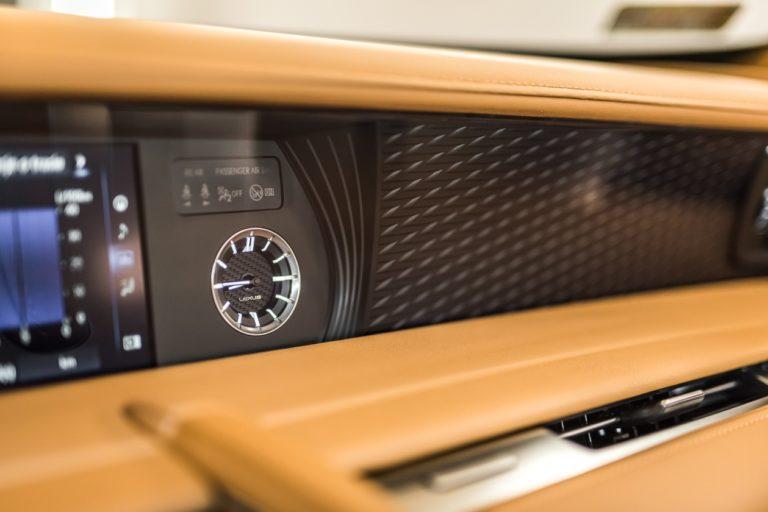 Lexus LC500 Superturismo - Radom, Kielce