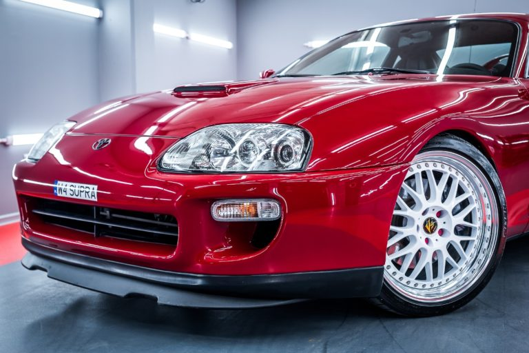 Toyota Supra MKIV Twin Turbo 15th Anniversary Limited Edition - Radom, Kielce