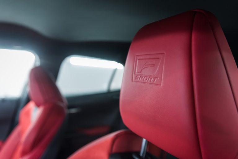 Lexus UX250h F-Sport - Radom, Kielce