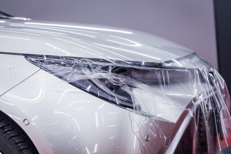 Toyota Corolla Hybrid Touring Sports - folia PPF - Radom, Kielce