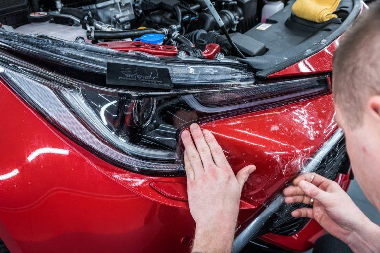 Toyota Corolla Hybrid Hatchback - folie PPF - Radom, Kielce