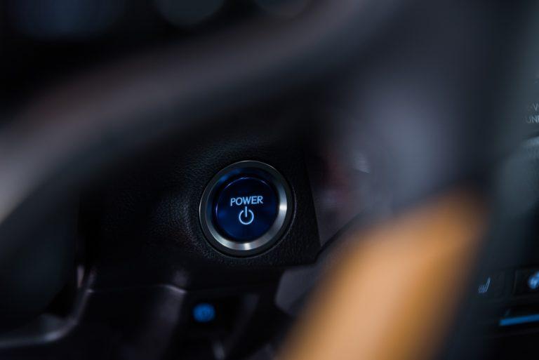 Lexus ES300h - szarno-niebieski - Radom, Kielce