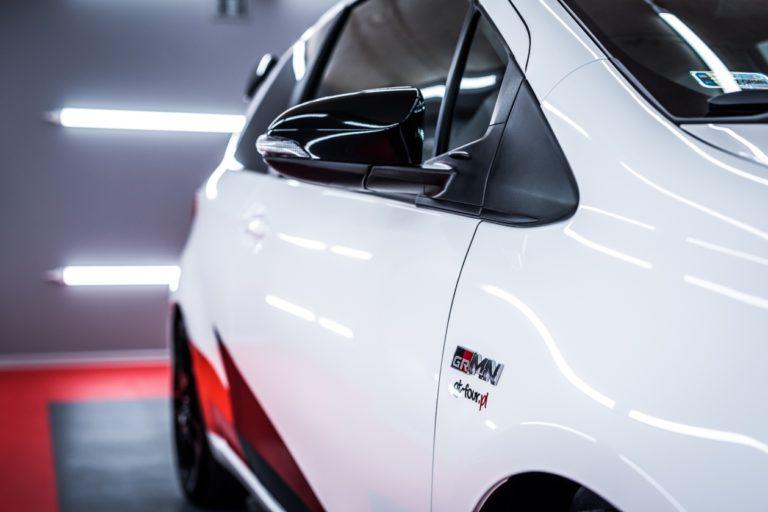 Toyota Yaris GRMN - Radom, Kielce