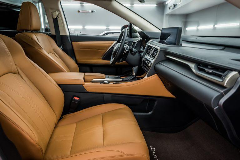 Lexus RX450h Omotenashi - zielony - Radom, Kielce