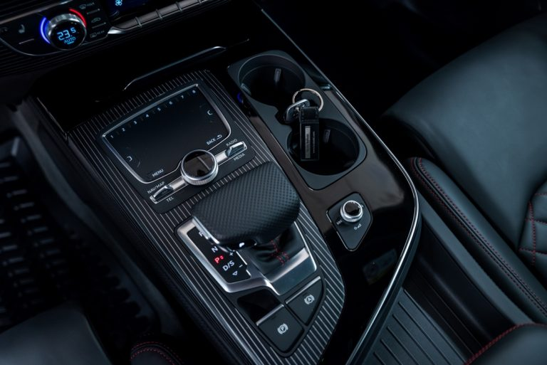 Audi Q7 S-line - czarne - Radom, Kielce