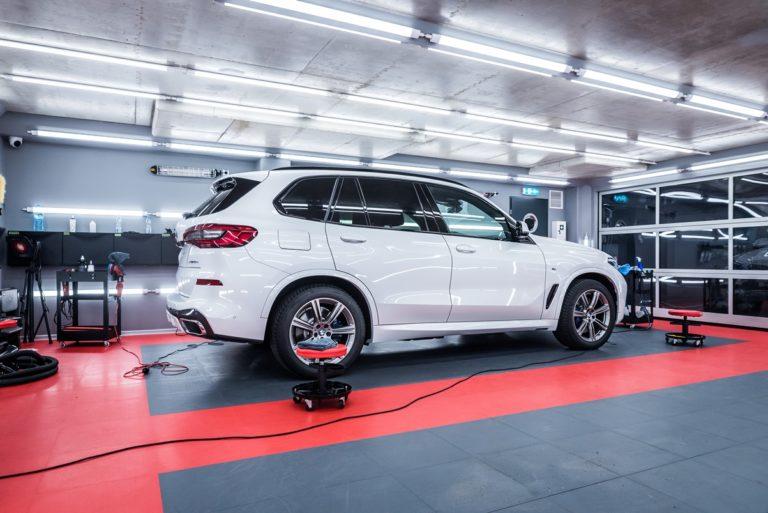 BMW X5 białe - Radom, Kielce