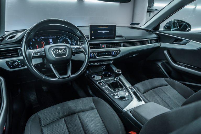 Audi A4 - zabezpieczenie powłoką ceramiczną - Radom, Kielce