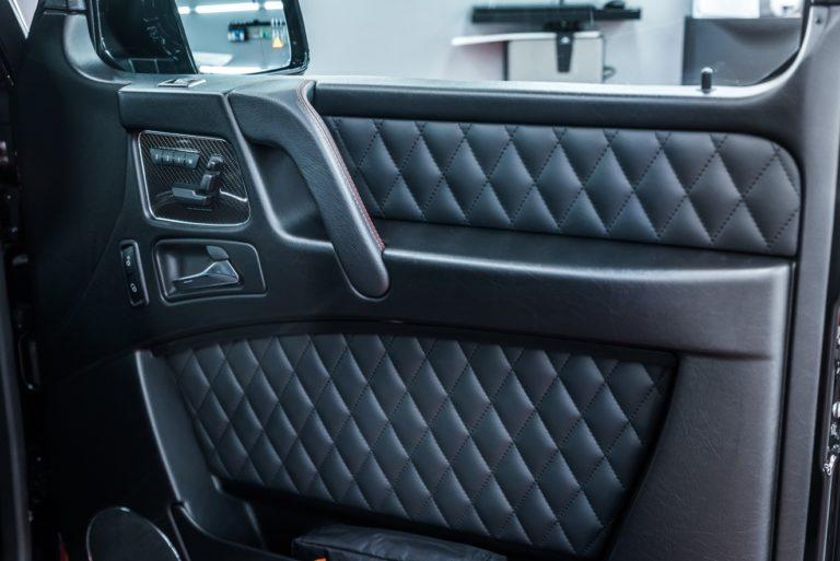 Mercedes G63AMG - powłoki i folie ochronne PPF - Radom, Kielce