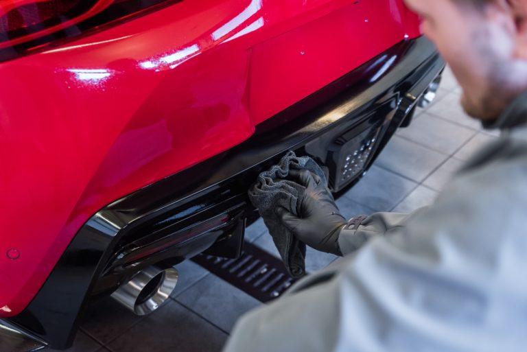 Toyota GR Supra MKV - tuning & detailing - Radom, Kielce