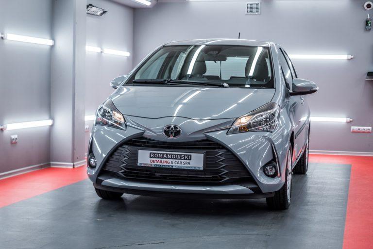 Toyota Yaris - folie ochronne PPF - Radom, Kielce