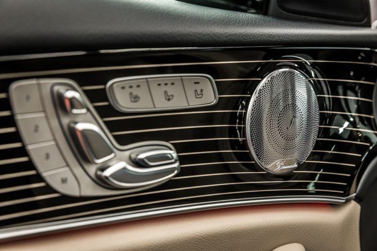 Mercedes E220d 4Matic - powłoka ceramiczna - Radom, Kielce