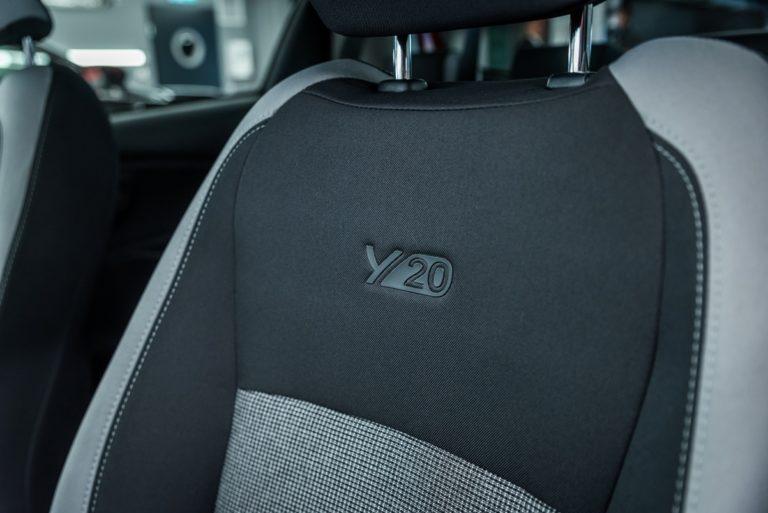 Toyota Yaris Y20 - powłoka ceramiczna - Radom, Kielce