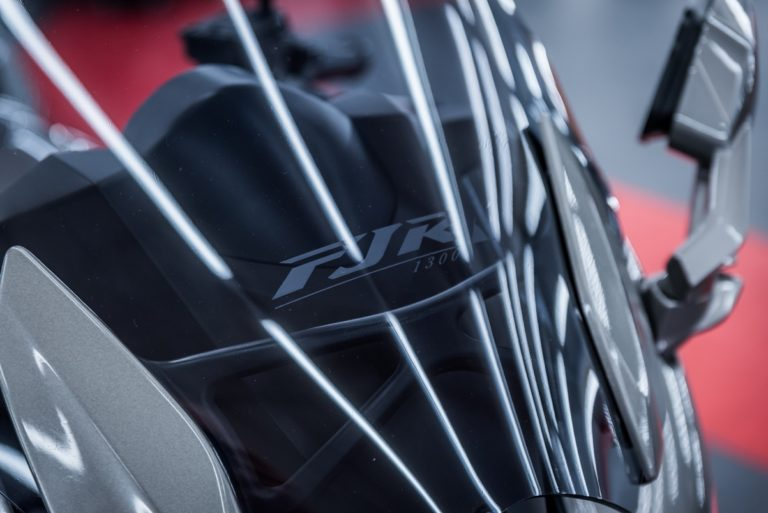 Yamaha FJR 1300 - folie ochronne PPF - Radom, Kielce