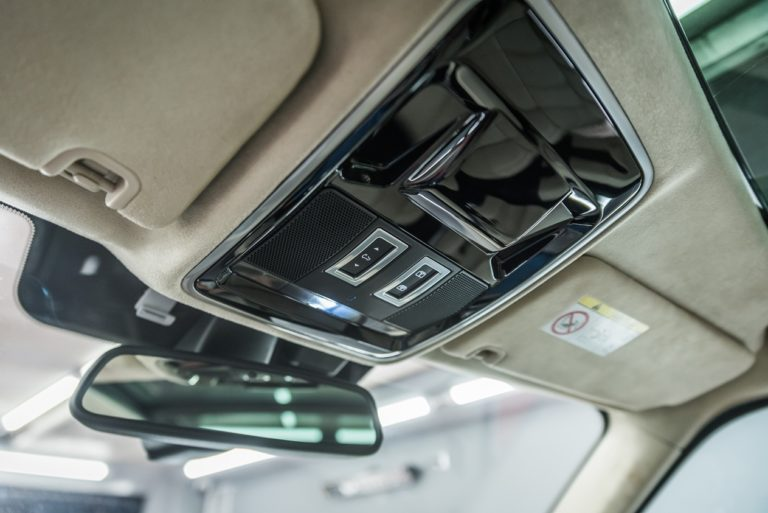 Range Rover - przygotowanie do sprzedaży - Radom, Kielce
