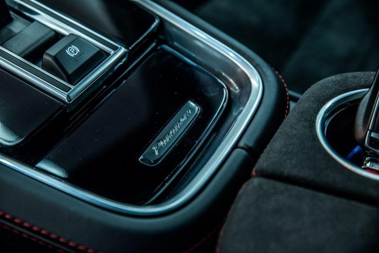 Porsche Panamera GTS - mycie detailingowe - Radom, Kielce