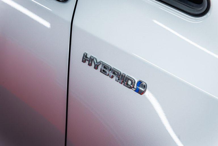 2015 Toyota Prius Plus - powłoka ceramiczna - Radom, Kielce