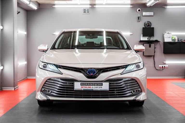 Toyota Camry - powłoka ceramiczna - Radom, Kielce