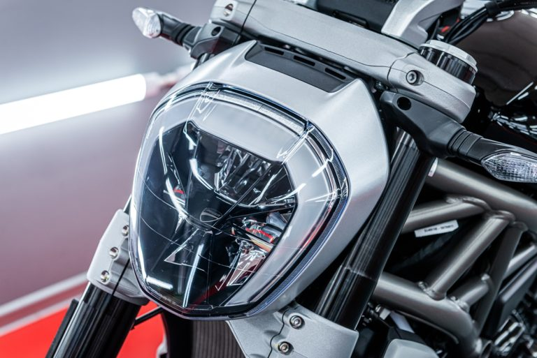 Ducati XDiavel S - powłoka ceramiczna - Radom, Kielce