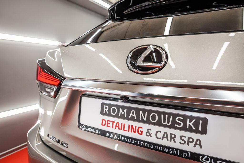 Lexus RX300 - powłoka ceramiczna - Radom, Kielce