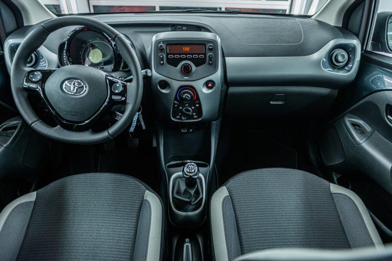 Toyota Aygo - powłoka ceramiczna - Radom, Kielce